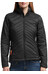 Icebreaker Stratus LS Zip Shirt Women black/monsoon/black